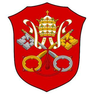 Coat of arms of the Vatican