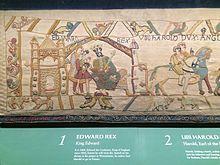 Tapisserie De Bayeux Wikipédia Tapisserie De Bayeux Tapisserie Tenture