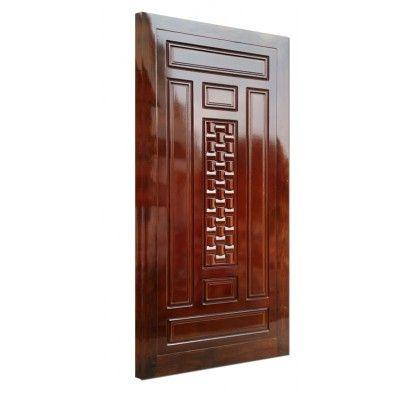 Teak Wood Fusion Entrance Door (4412)