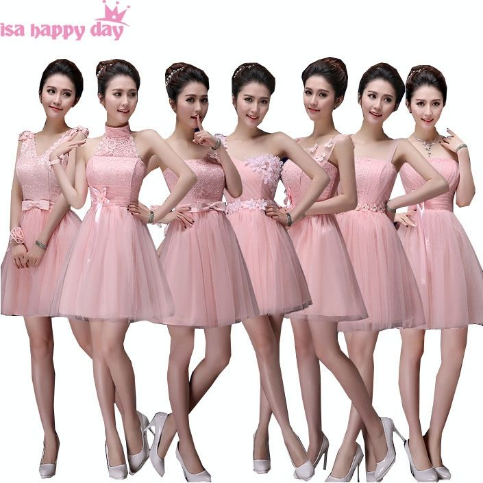 girls xl size gown dresses light pink lace top sweetheart bridesmaid ...