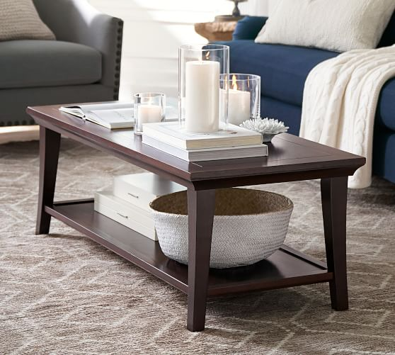 Metropolitan Rectangular Coffee Table With Images Coffee Table