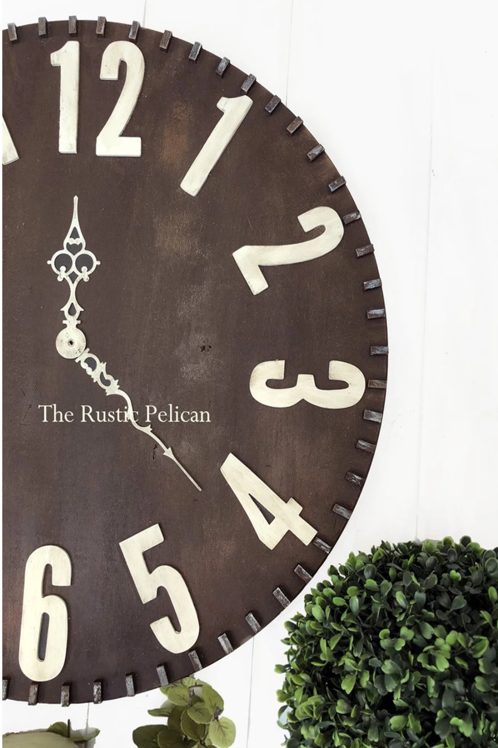 Large Wall Clocks French Country Decorating Country