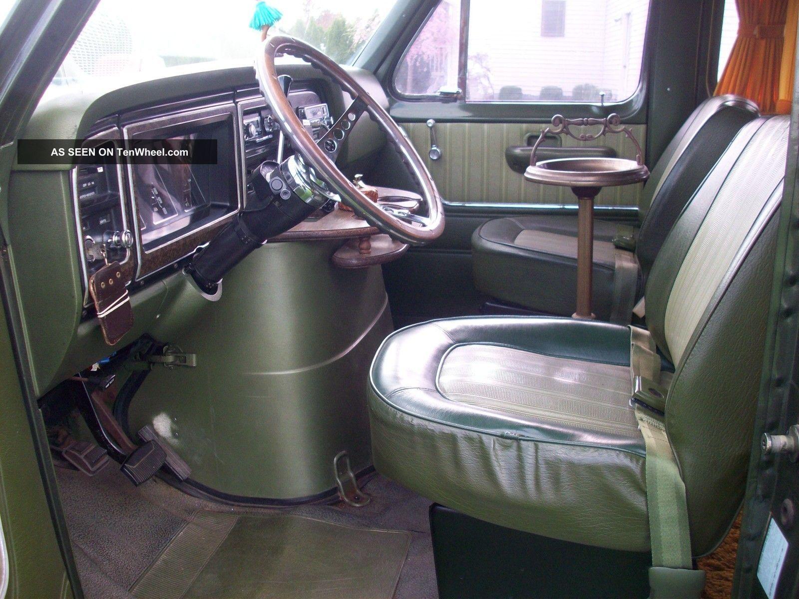Pin By James Carter On Van Custom Van Interior Van Interior