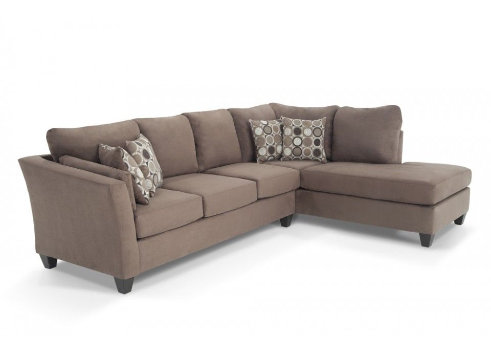Libre ii 2 piece left arm facing sectional dream house - Bob s discount furniture living room sets ...