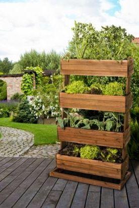 Gestaltungsmoglichkeiten Fur Hochbeete In 2020 Hochbeet Balkon Pflanzen Gartengestaltung