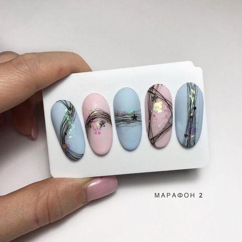 new nails art tutorial gel ideas in 2020  nail art