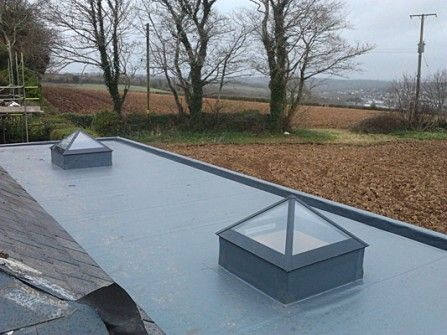 Flat Roofing Provides A Modern Alternative Of Traditional Roofing Systems Dekorasi