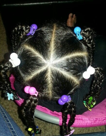 Easy Toddler Hairstyle Biracial Hair Toddler Hair Natural Hair Easy Toddler Hairstyles Natural Hair Styles Girl Hairstyles