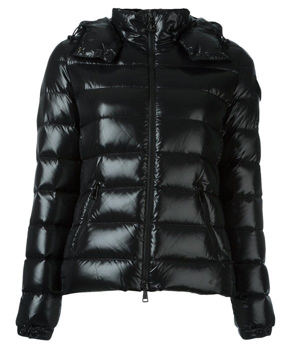 Moncler Women's  Black Polyamide Down Jacket