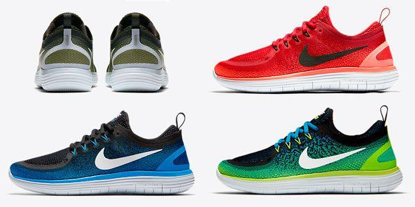 8f599517bdcac CUPÓN DESCUENTO! Zapatillas de running Nike Free RN Distance 2 solo ...