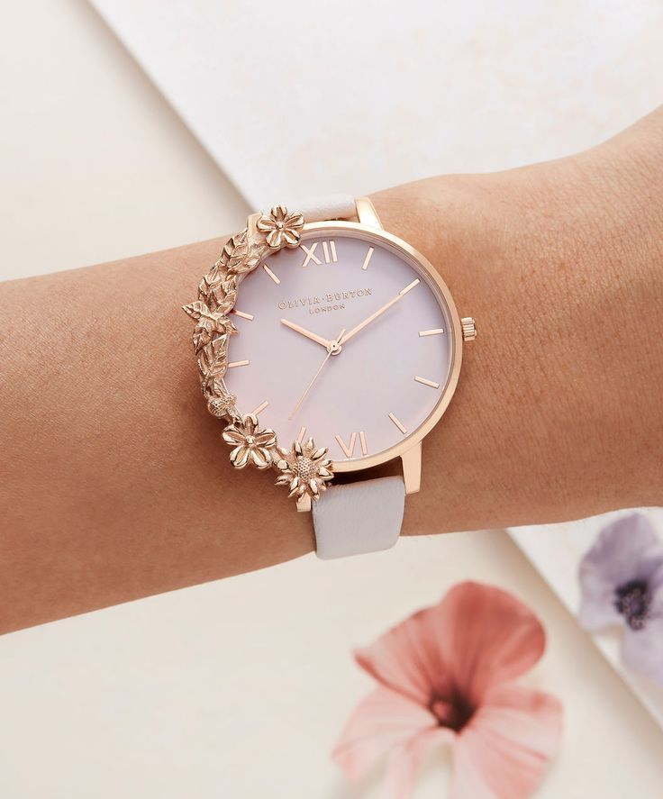 Case Cuff Blush and Rose Gold - #Blush #Case #Cuff #Gold #Rose #watches #luxurywatches