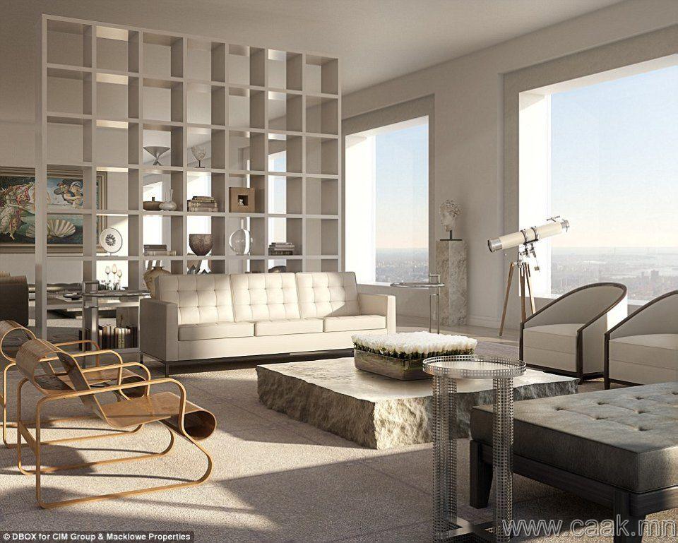 95 Saya Dollaryn үnetej Bajr Caak Mn Modern Scandinavian Interior 432 Park Avenue Luxury Apartments