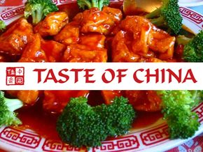 Taste Of China Taste Of China S Menu Features Dishes From All Over China Including Familiar Favourites Li Traditional Chinese Food Tasting Chinese Restaurant