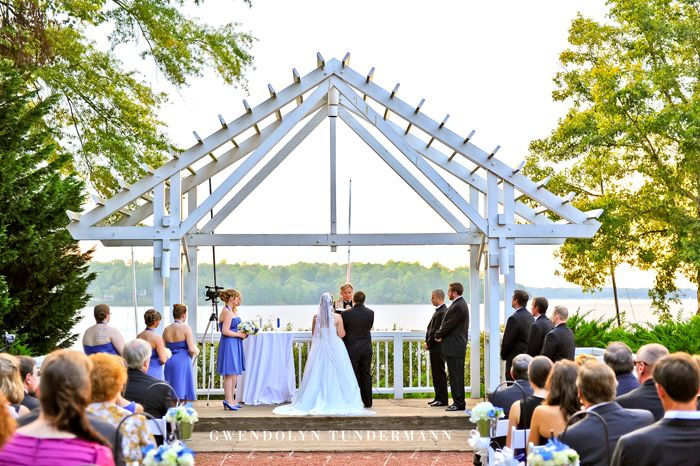 Outdoor wedding at Sunday Park, Gwendolyn Tundermann Photography