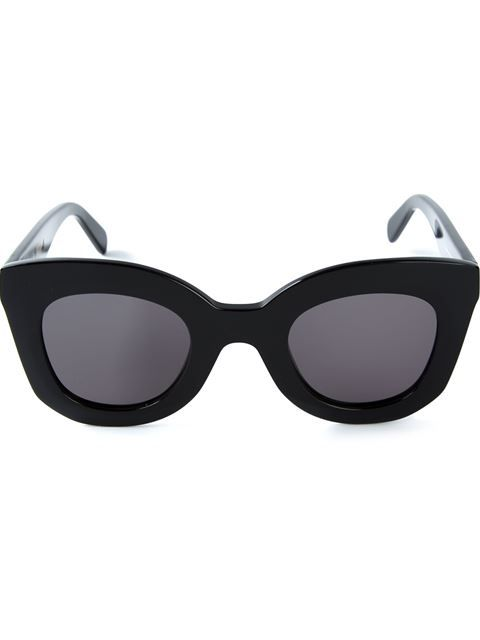 8135fd3104b Shop Céline cat eye sunglasses in Petra Teufel from the world s best  independent boutiques at farfetch.com. Over 1500 brands from 300 boutiques  in one ...