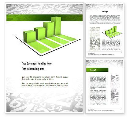 Statistics Word Template http://www.poweredtemplate.com/word ...