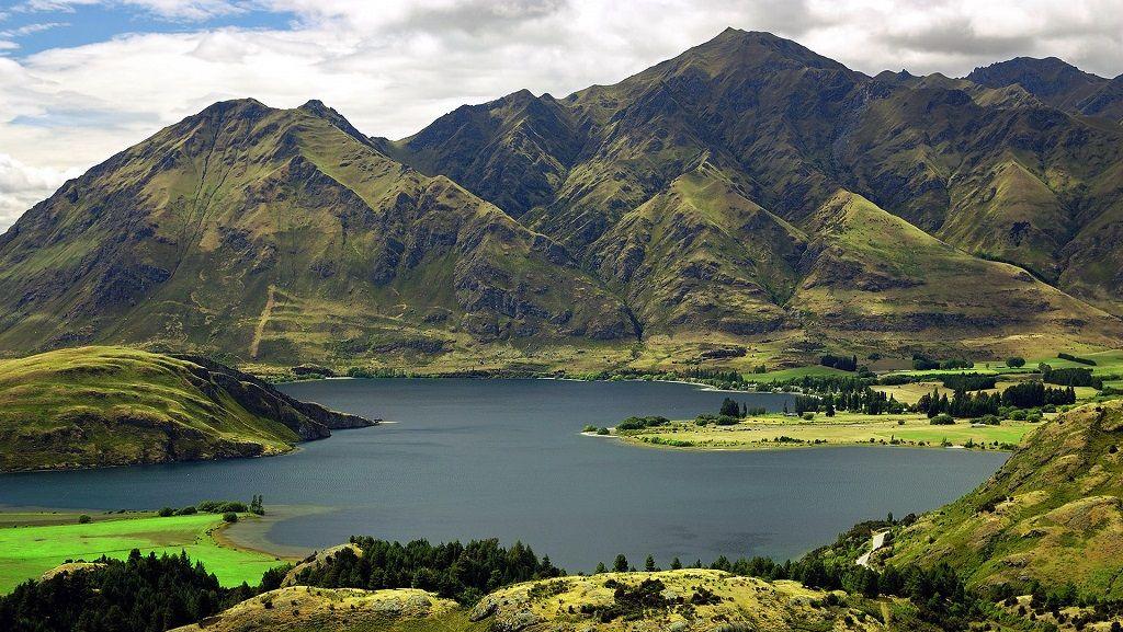 Nueva Zelanda Hd: Nueva Zelanda Paisajes Hd - Buscar Con Google