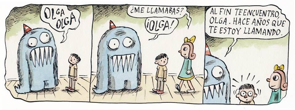 Olga? - mal sueño
