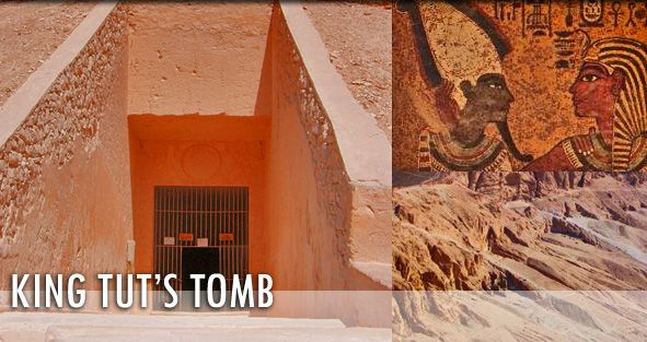The Curse Of King Tuts Tomb Torrent: Tutankhamun's Tomb Is Located In The Valley Of The Kings
