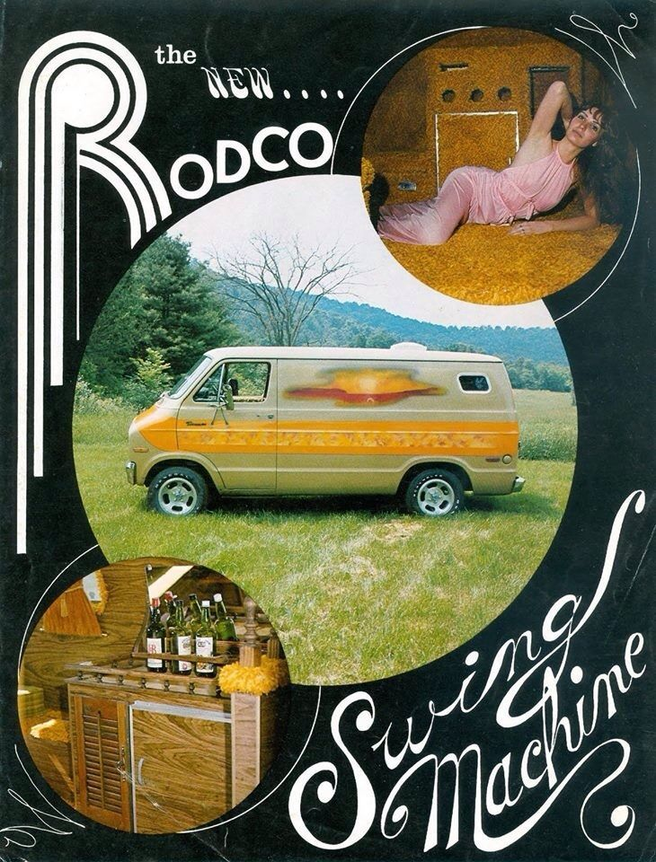 Shaggin' Wagons: Customized Vans of the 70's « Grown Ass Lady
