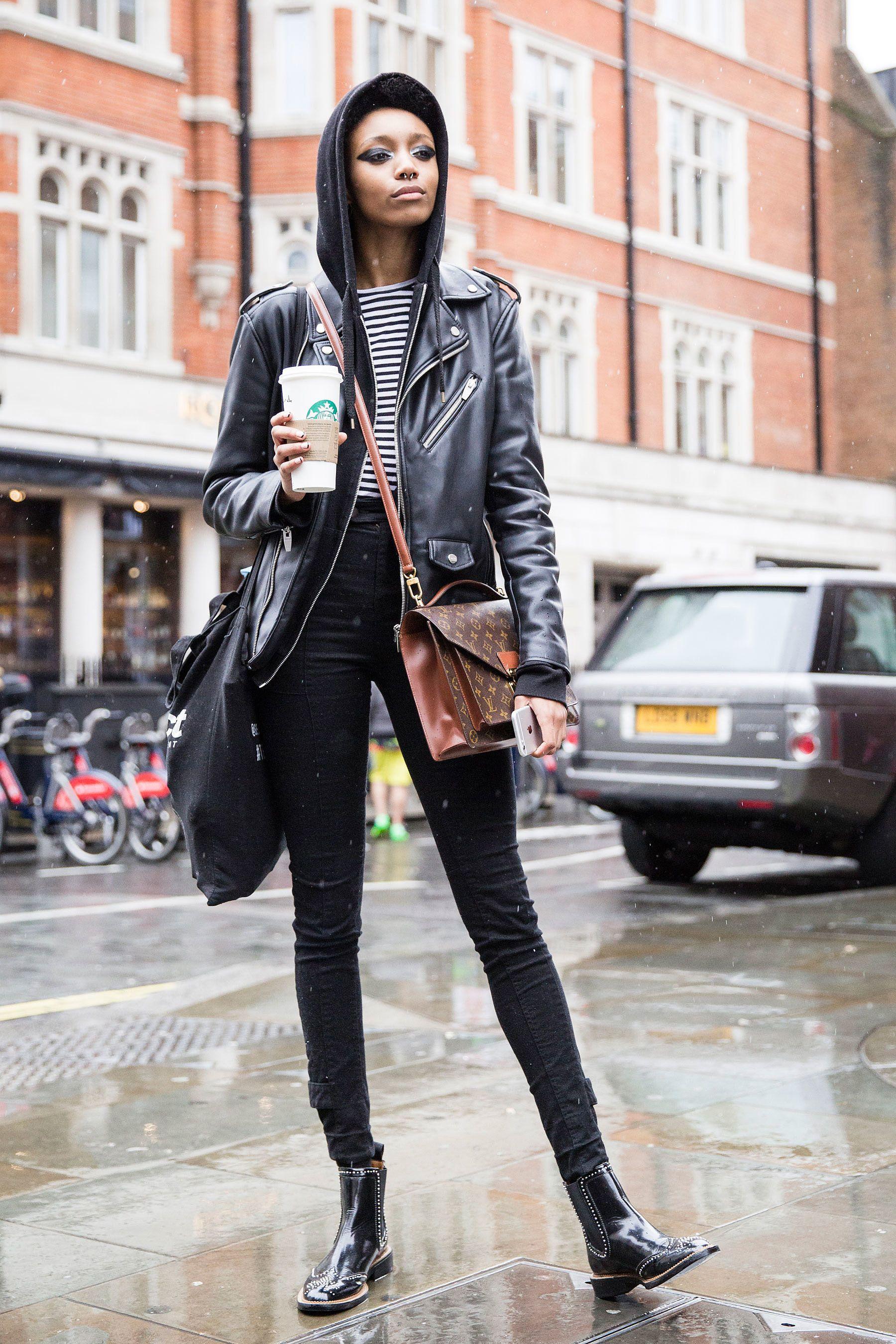 London Fashion Week Style Pinterest Moda Estilo And Calle