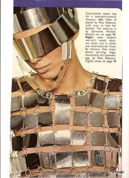 Joand Shimkus Super Mods | Sixties Mod alá Mode