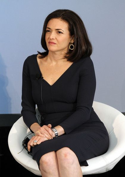 RUE CINQ Inspiration - Empowering woman like Sheryl Sandberg www