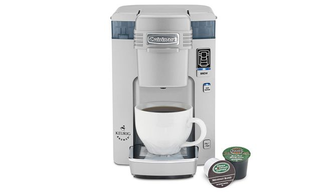 Cuisinart Single Serve Coffeemaker Coupon Codes Promo Codes Daily Deals Save Money Today 1sale Single Cup Coffee Maker Single Serve Coffee Makers Keurig