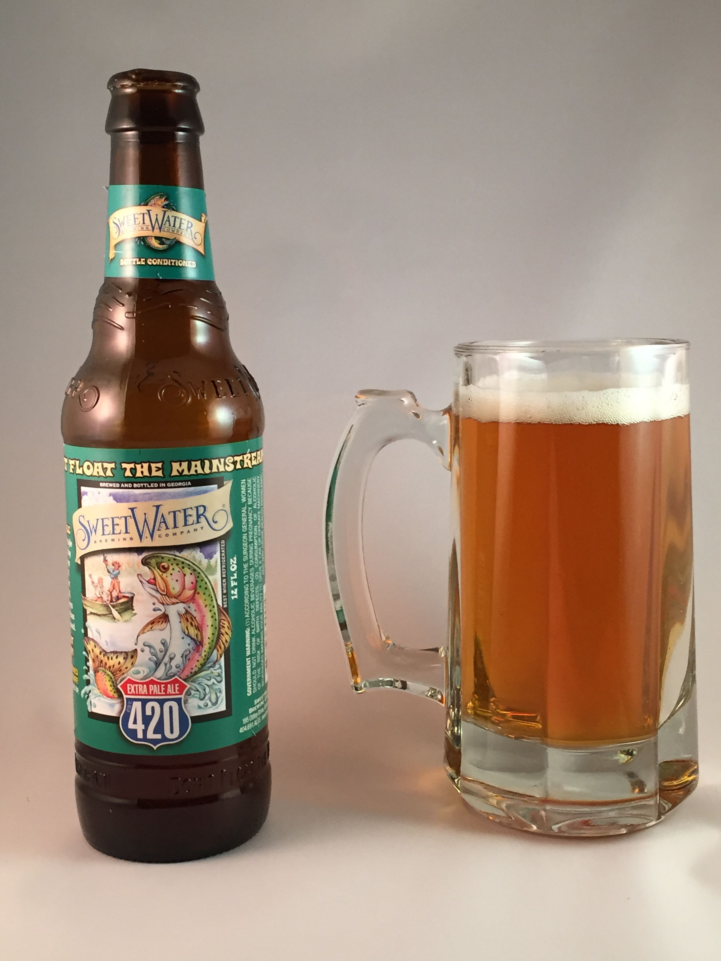 Sweetwater 420 Pale Ale Click For Full Review Booze