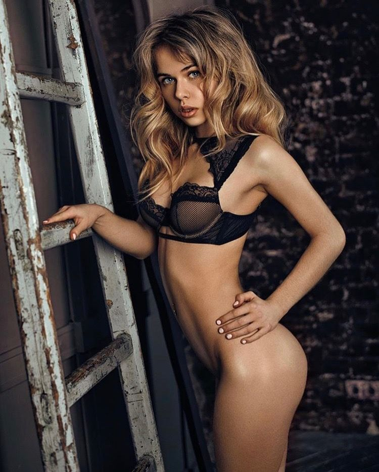 Alexandra Smelova Nude Photos 66