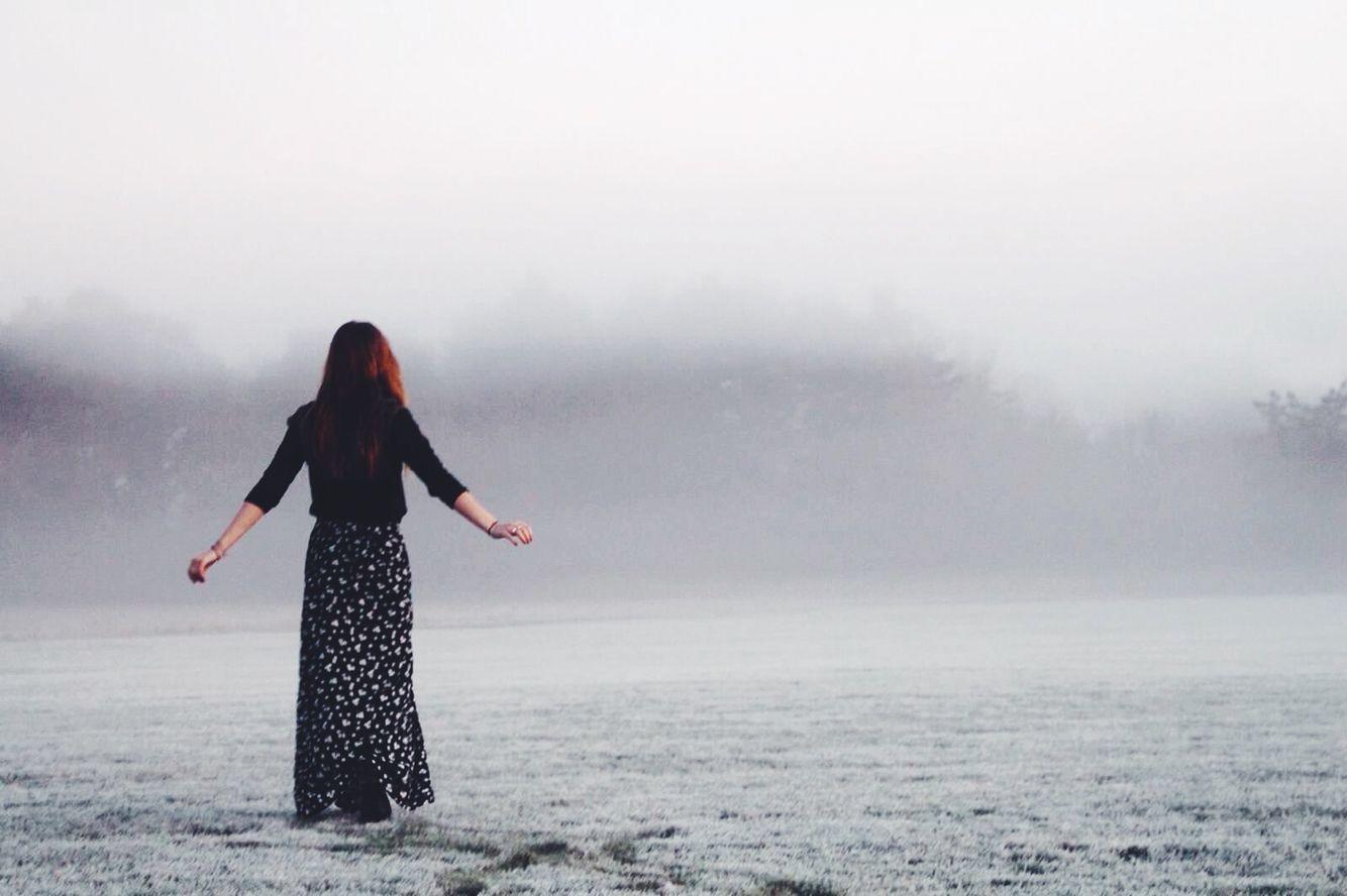 Fog & fields