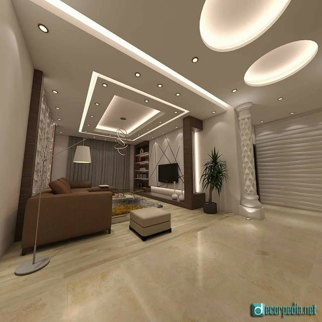 Latest false ceiling design ideas for modern room 2019 ...