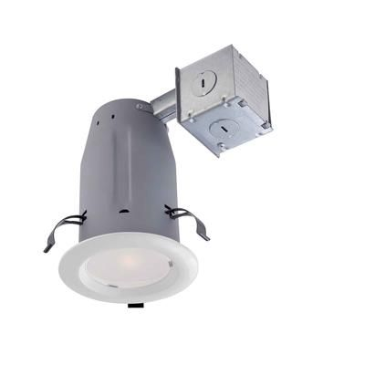 Commercial Electric White Led Recessed Kit 3 Inch