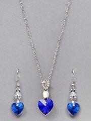 Women Silver Jewellery Set