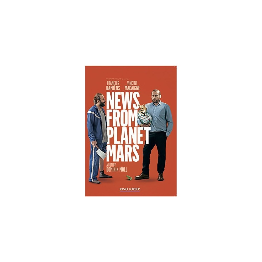 News from Planet Mars (Dvd)
