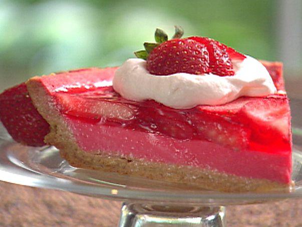 Carolyn's Gelatin Cheesecake from FoodNetwork.com