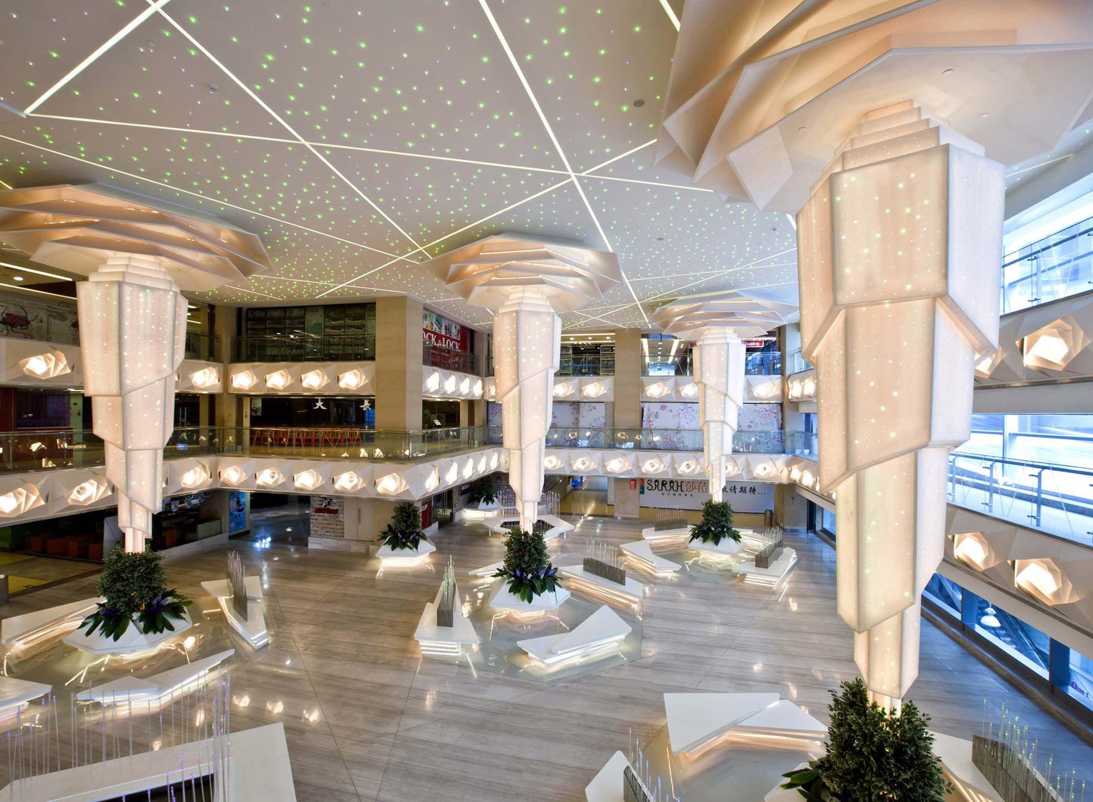 Galleries | Spark Awards | Atriums & Concourses in 2019