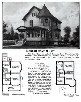 Kit houses national trust for historic preservation for Victorian kit homes