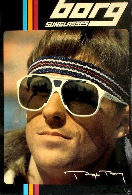 9803a7cb5efe08 Vintage Borg Sunglasses