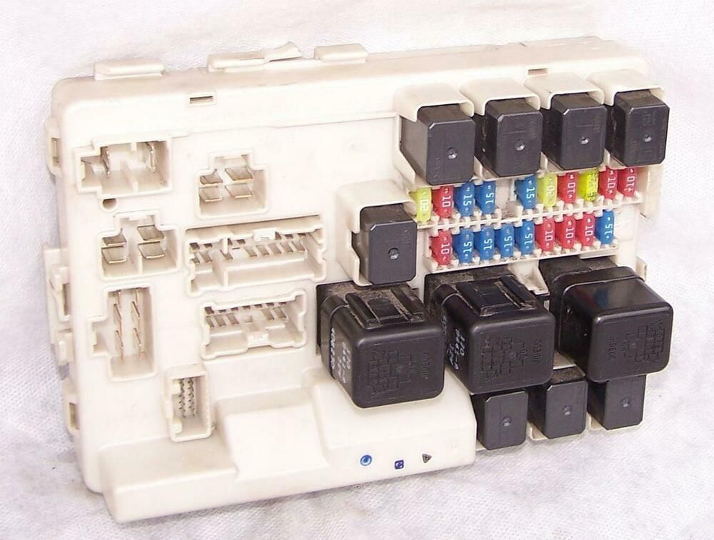 eBay #Sponsored 04 05 06 NISSAN ALTIMA IPDM ENGINE FUSE RELAY BOX