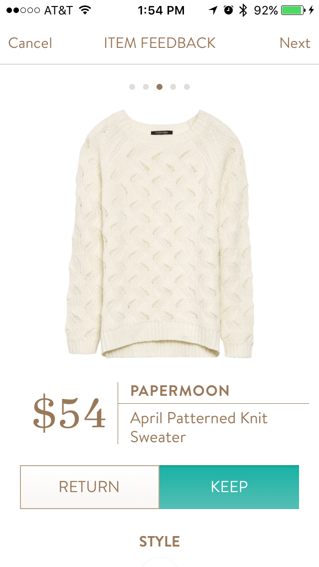 Dear Stitch Fix Stylist - this sweater just looks super cozy. Love ...