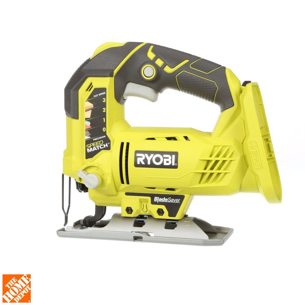 Ryobi 18 volt one orbital jig saw tool only cuttings ryobi 18 volt one orbital jig saw tool only p523 keyboard keysfo Gallery