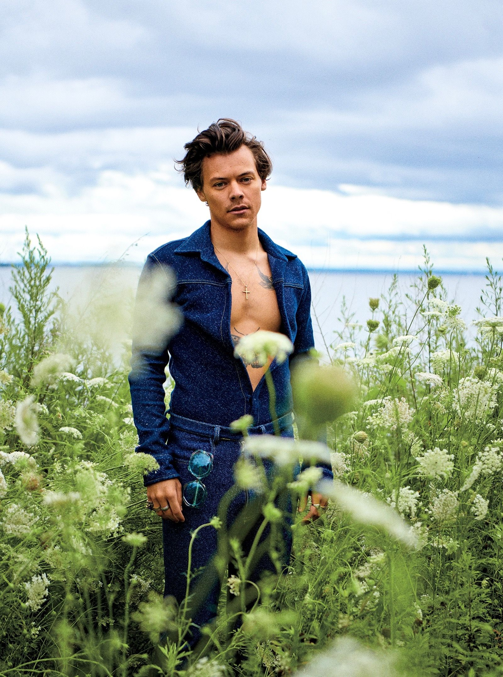 Harry Styles For Rolling Stone September 2019 Image Ryan Mcginley In 2020 Harry Styles Photos Harry Styles Wallpaper Harry Styles