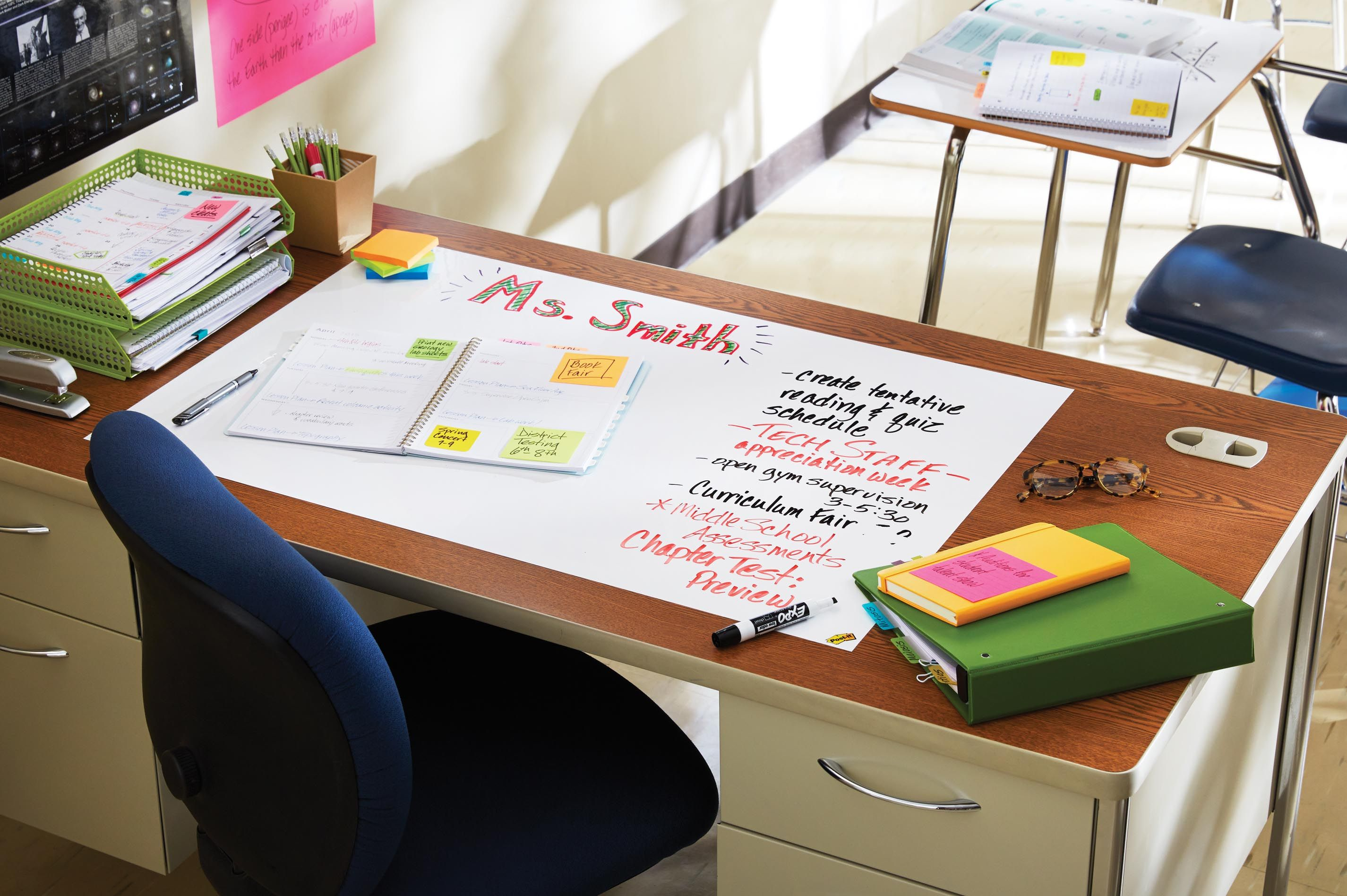 Transform Your Classroom With The Post It Dry Erase