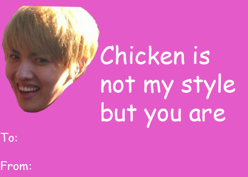 Kpop Valentine S Cards Google Search K Pop Boys Pinterest