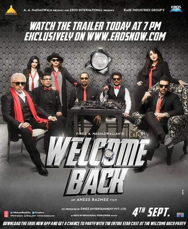welcome back full movie online free watch