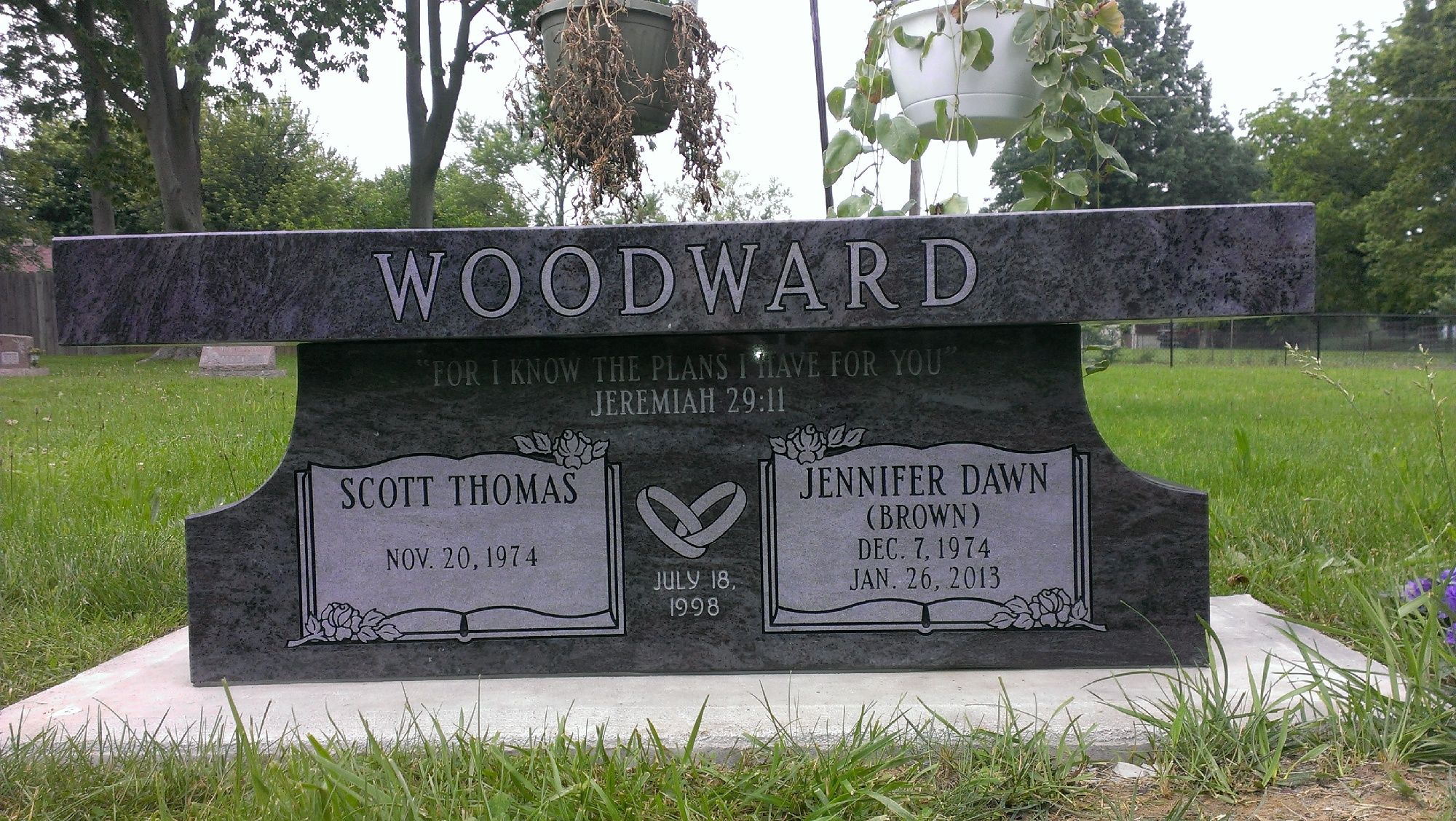 Image Result For Headstone Designs For Couples Headstone