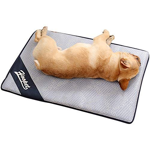 Uheng Pets Dogs Self Cooling Pad Chillz Mat Blanket