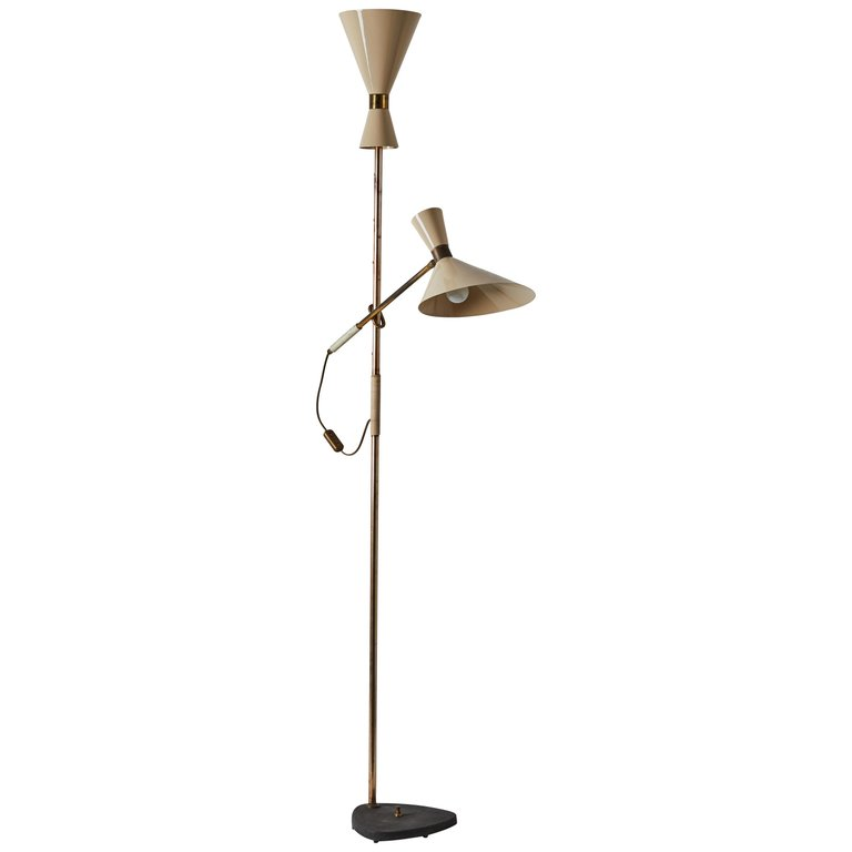 Kalmar Lighting Floor Lamp Pelikan