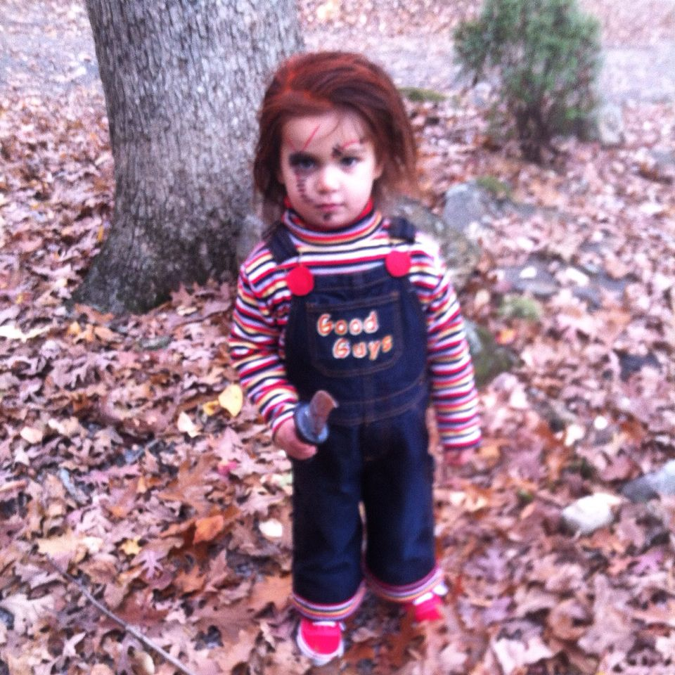 Chucky toddler costume | Chucky and Bride of Chucky costumes ...